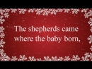 The Virgin Mary Had a Baby Boy with Lyrics Christmas Carol Sung by Childrens Choir