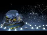 Новогодний звездопад