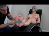 Morina Taped up Tight and Tickled like Crazy