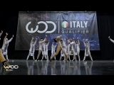 La Familia - 1st Place Upper Division - Winners Circle - World of Dance Italy -