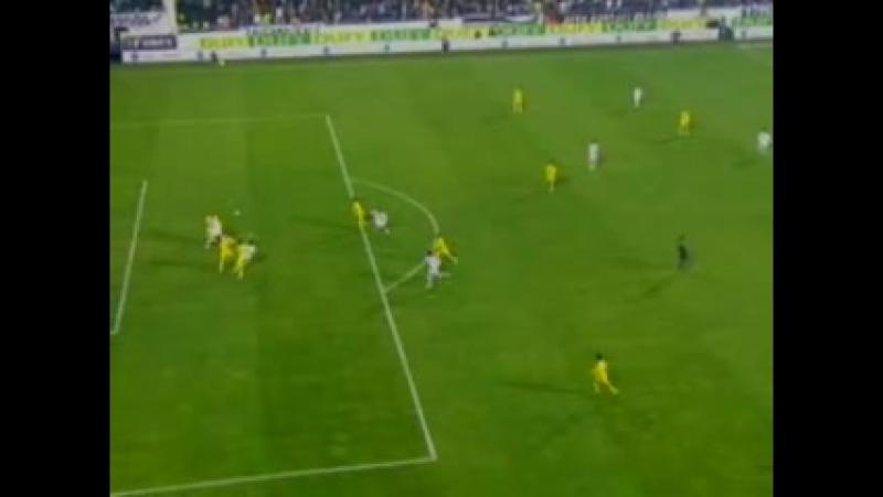 2008 - 2009 Sezonu - Beşiktaş-MKE Ankaragücü dakika 25 gol Holosko