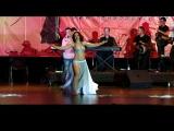 Ethno dance 2016г! Antonova Marina, показат.выступление.