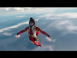 Day of the Dead Skydive with Roberta Mancino