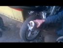 Баночка тест на Suzuki SV650