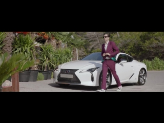 Lexus LC 500 – Make Your Mark – Ibiza 2017