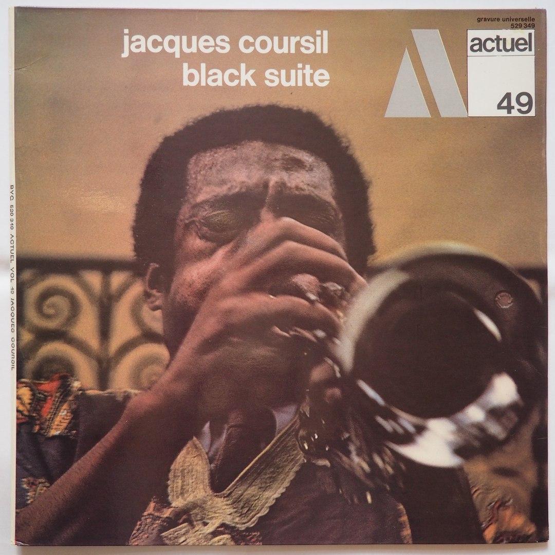 jacques coursil - black suite actuel 49