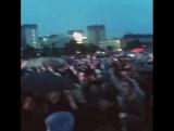Группа Скутер (Scooter) концерт на эспланаде в Перми 1 июля. ВИДЕО