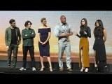 The Rock, Zac Efron, and Priyanka Chopra Presents the  Baywatch  Trailer at Cinemacon