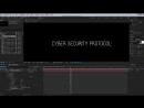 Супер After Effects 2. Обзор главы №5. Создание эффектной текстовой заставки. (VideoSmile-Артем Лукьянов, Михаил Бычков)