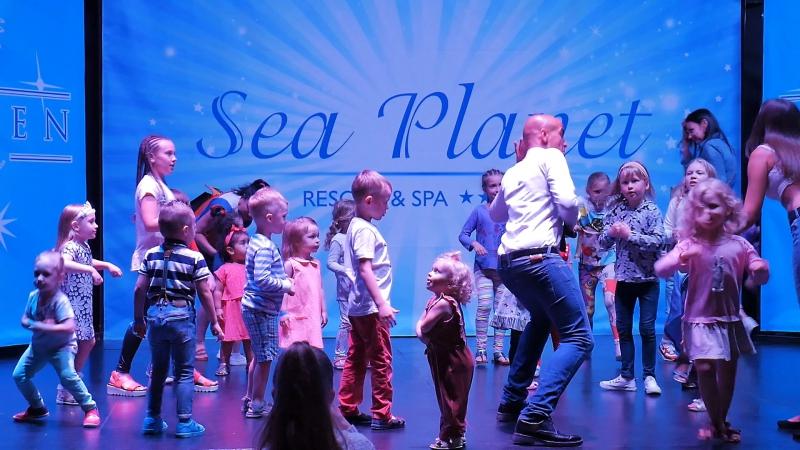 Sea Planet Resort Spa - Animation
