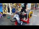 Марьяна Наумова - жим 100 кг. на 12 повторов 12.02.2017