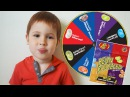 Бин Бузлд Челлендж Дикие конфетки Bean Boozled challenge kids
