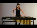 GROOVEMASTER: Polish Vibraphonist Alexandra Nawrocka Performs Texas Hoedown by David Friedman