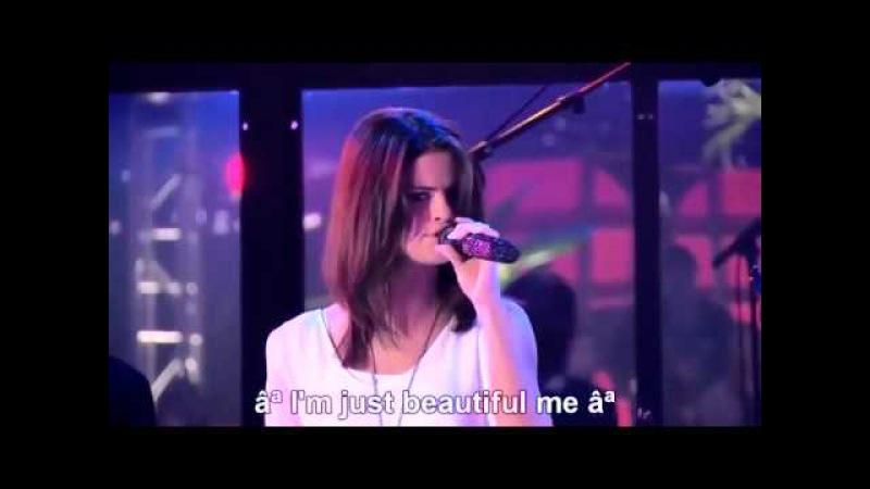 Selena Gomez - Who Says (Live on So Random!) [Sing Along]