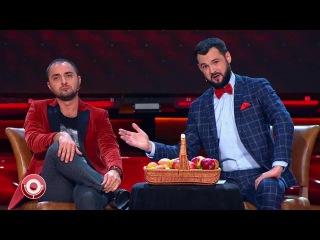 Андрей Скороход и Демис Карибидис - Польское телевидение