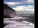 Juan Manén - Fantasia Sonata Op.A=22 - Cristiano Porqueddu