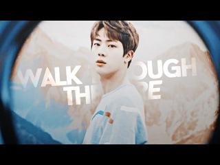 【BTS】- WALK THROUGH THE FIRE
