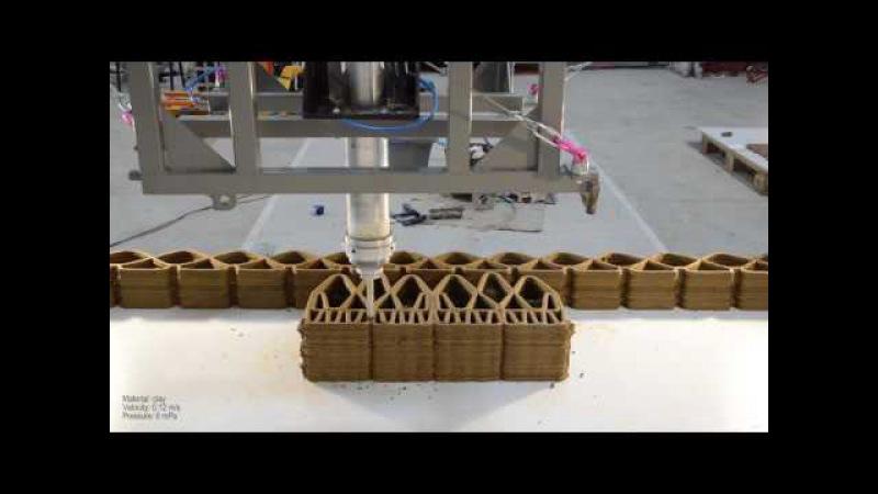Impresión 3D IN-SITU mediante robots accionados por cables