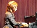 Полина Осетинская играет Токкату из партиты №6 Баха