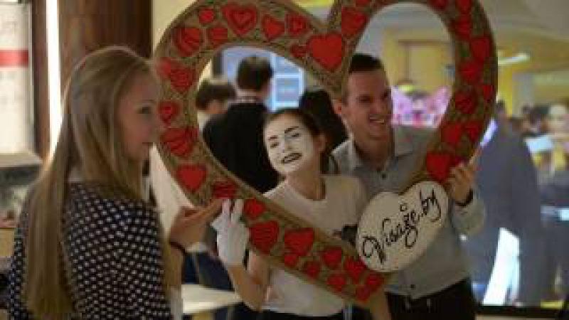 Выставка-интерактив Моя идеальная свадьба 2017 отель Ренессанс Минск