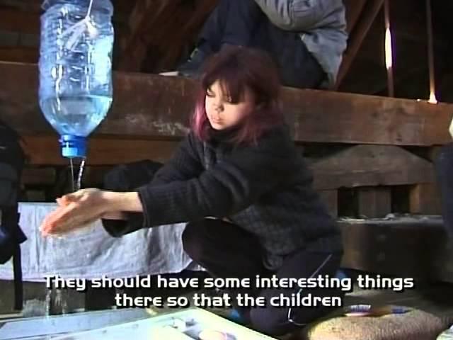 Дети с московских улиц (часть 1)
