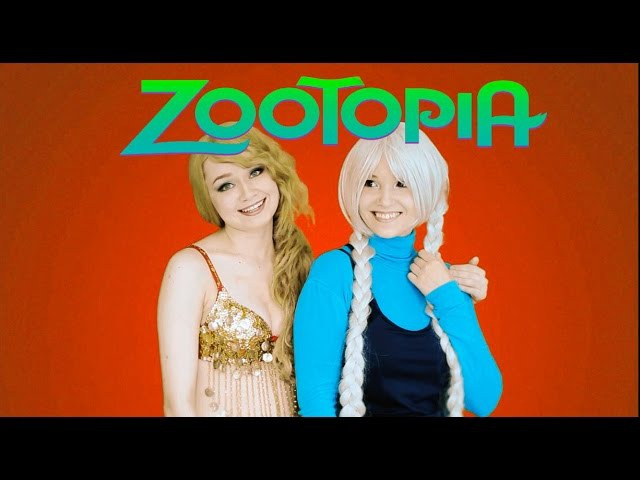 Zootopia - Try everything (cover by GrangeAir Misato)