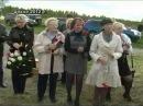 Стелла в память о казненных жителях Залазна