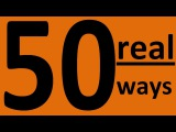 50 REAL WAYS HOW TO IMPROVE YOUR ENGLISH SPEAKING BY YOURSELF - HOW TO LEARN ENGLISH SPEAKING EASILY