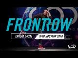 Emilio Dosal | FrontRow | World of Dance Houston 2016 | #WODHTOWN16