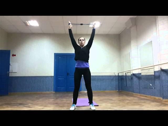 Видео-обзор на эспандер восьмерка, виды упражнений