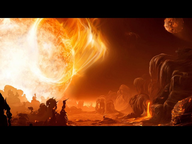 Как создавался мир Скандинавская мифология 1