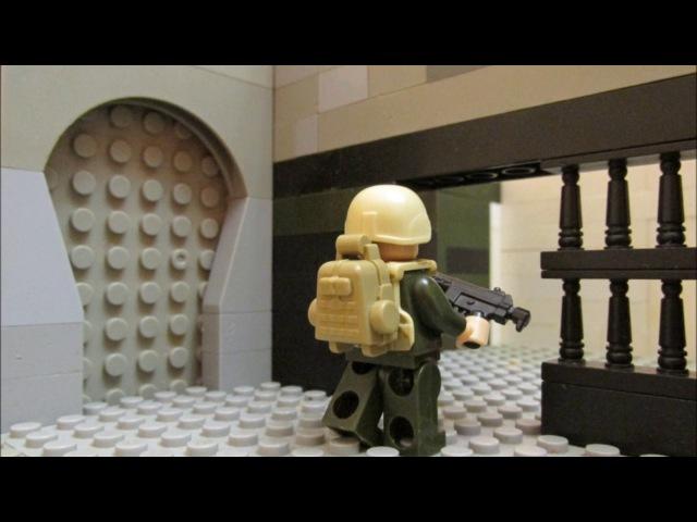 Лего Сталкер 2 серия Загадки