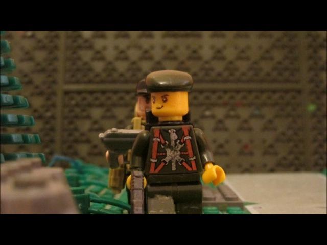 Лего Сталкер 1 серия Начало истории