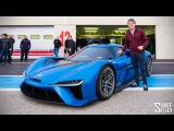 FIRST LOOK: NIO EP9 - NextEVs Electric Supercar