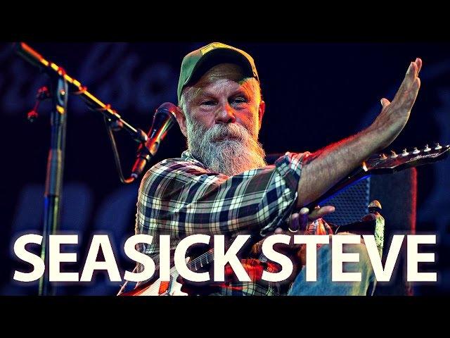 Seasick Steve - Live at ZDF Bauhaus 2016