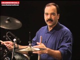 Peter Erskine Drum Clinic Playing Fast