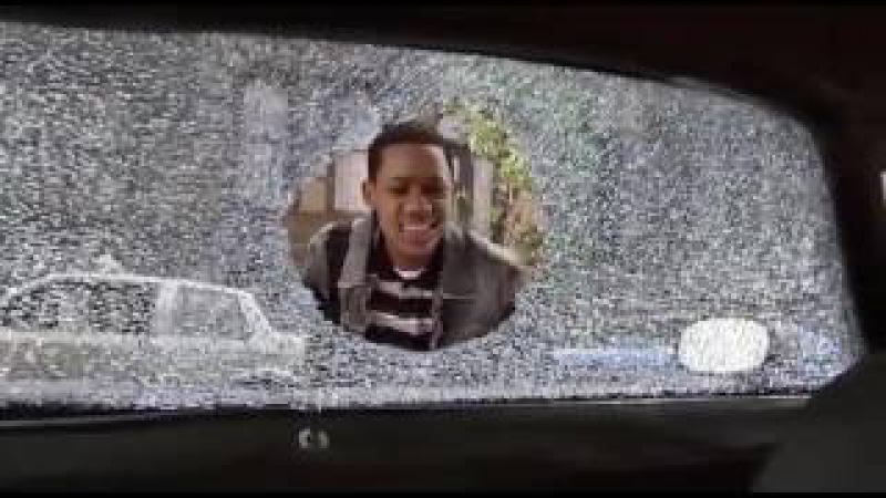 Негры-гопники (новый кирпич) из сериала Все ненавидят Криса