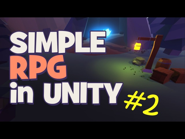 Interactable Items and NPCs | Making a Simple RPG - Unity 5 Tutorial (Part 2)