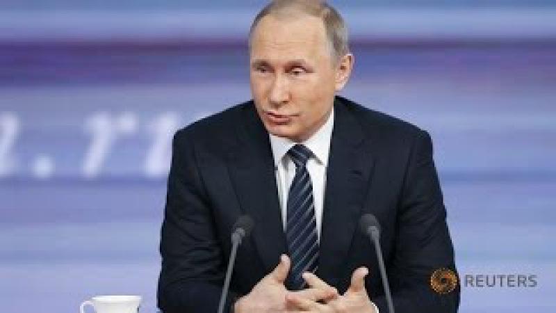 Putin powiedział wszystkim kto tak naprawdę wykreował ISIS Napisy PL