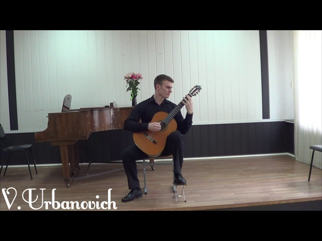 Башкиров Александр М Кастельнуово Тедеско «Тарантелла»