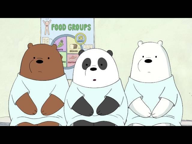 Мы обычные медведи \ We Bare Bears (Диета)