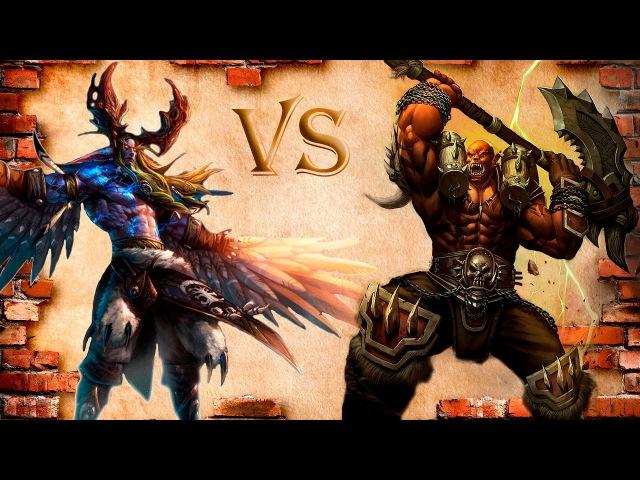 Как играть пират воином против джэйд друида! Pirate Warrior vs Jade Druid!