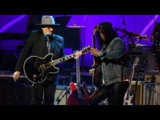 Slash & Jimmy Vivino - Rock Me Baby - 9/1/16 BB King Tribute - Beverly Hills, CA