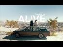 Sander W - Alive (feat. Alexandra) (Lyric Video)