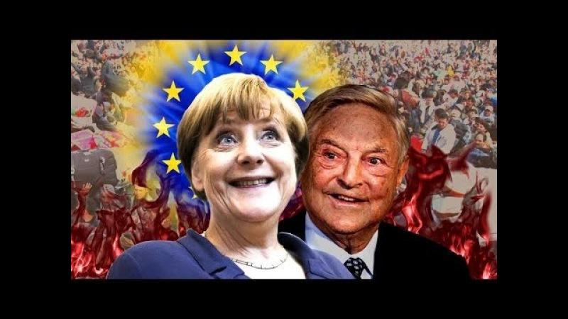 WARNUNG! Europa wird unumkehrbar überfremdet.