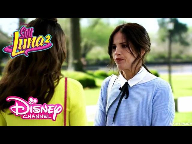 Yo Soy Luna 2: Eva habla con su gemela Ada - HD (Cap. 30)