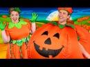 Kids Halloween Song On Halloween | Halloween Dancing Song - Skeleton, Pumpkin, Werewolf