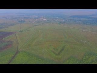 дрони - крепость Кондурча