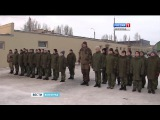 В Волгограде стартовала зимняя смена лагеря «Честь имею! Вектор мужества»
