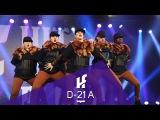 D-21 A Hit The Floor Gatineau Senior Highlights #HTF2016